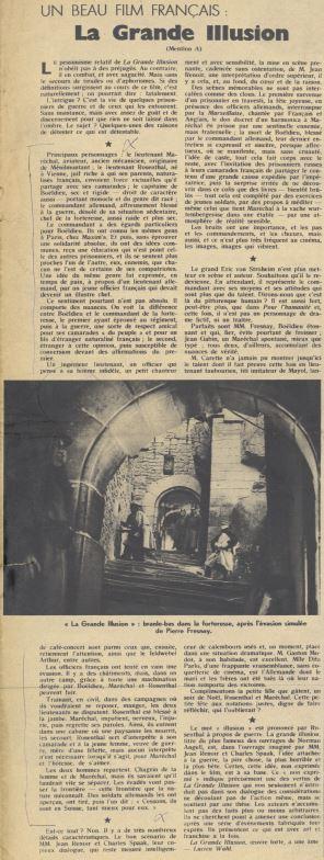 Pour Vous du 17 juin 1937