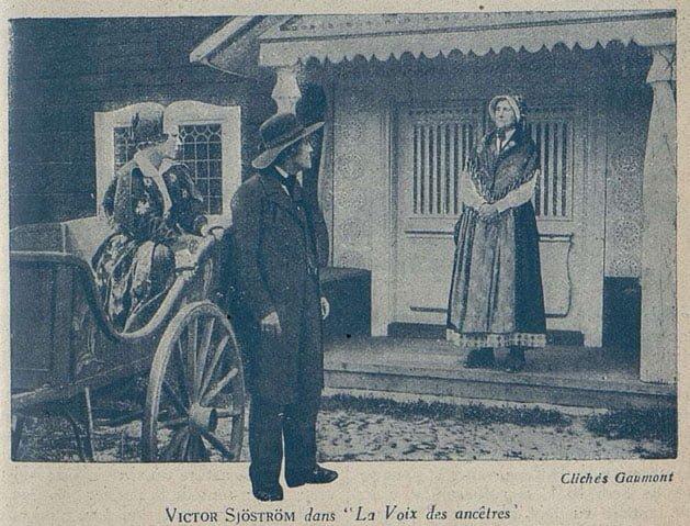 Cinémagazine du 10 mars 1922