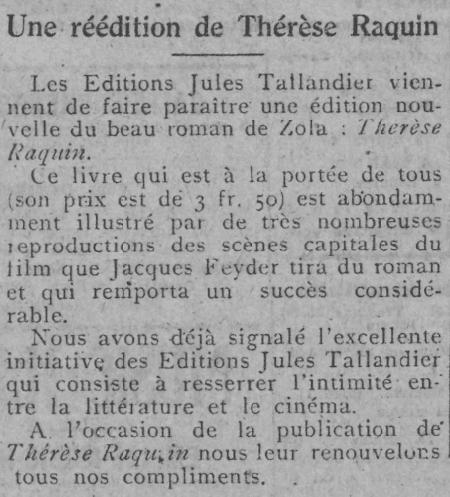 Comoedia du 16 décembre 1928
