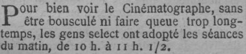 Le Journal du 16 février 1896