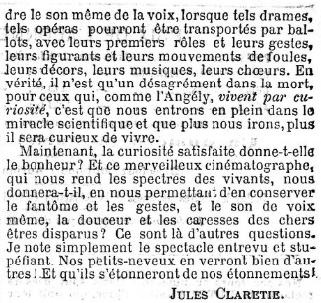 Le Temps du 13 février 1896
