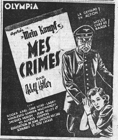L'Intransigeant du 09 mars 1940
