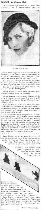 Le Figaro du 06 décembre 1931