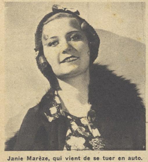 Pour Vous du 20 Août 1931