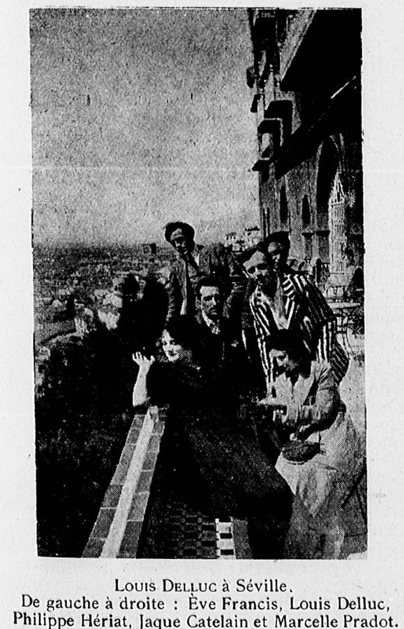 Cinéa du 15 avril 1924