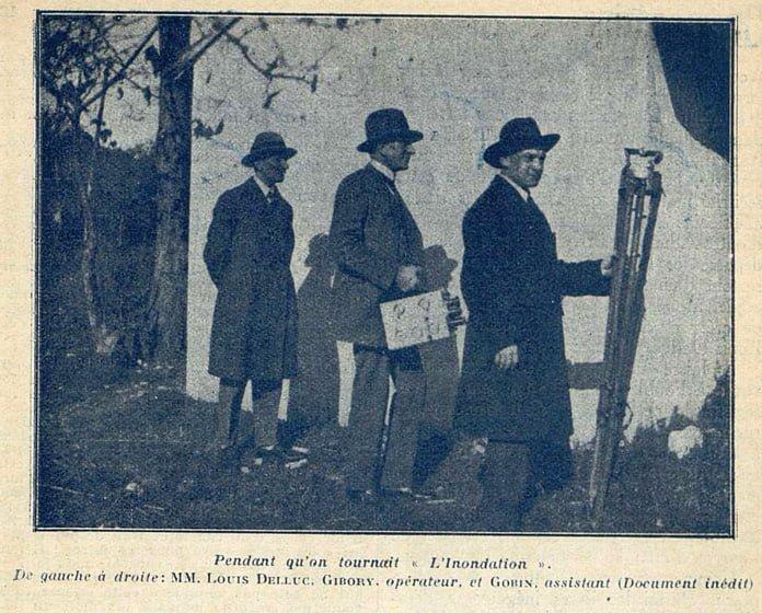 Cinémagazine du 4 avril 1924
