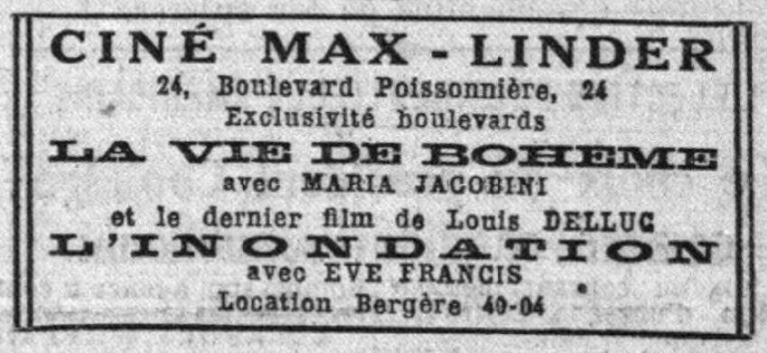 Le Petit Parisien 25 avril 1924