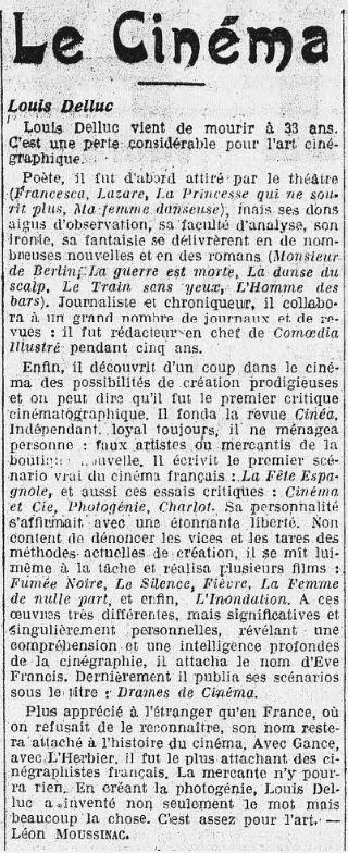 L'Humanité du 24 mars 1924