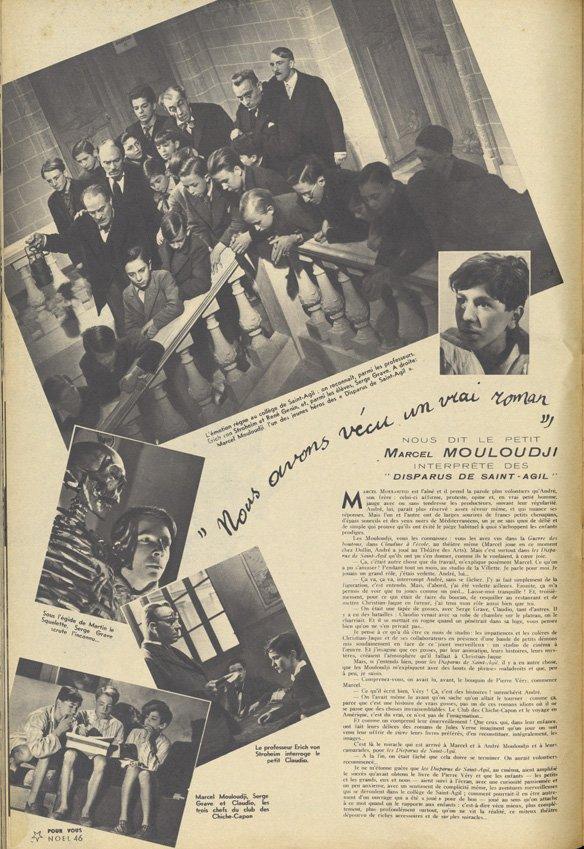 Par Vous du 7 décembre 1938