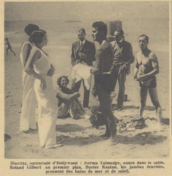 Pour Vous du 14 août 1930