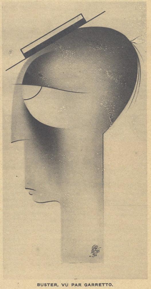Pour Vous du 9 août 1934