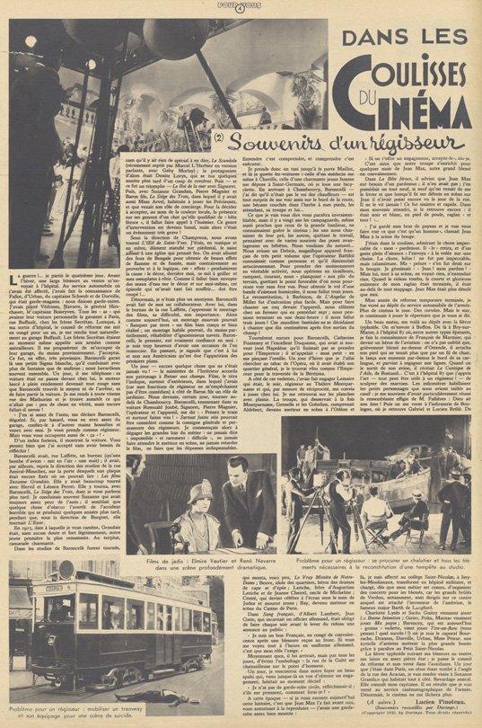 Pour Vous du 24 octobre 1935