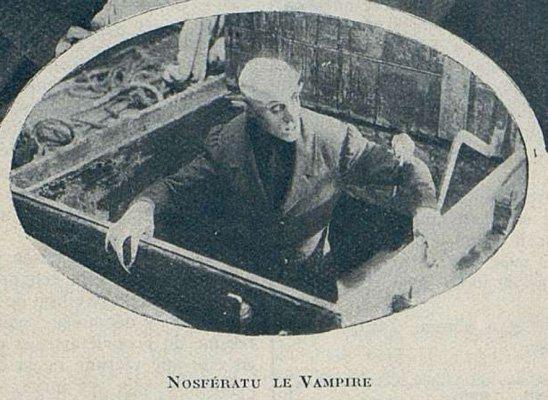 Cinémagazine du 10 novembre 1922