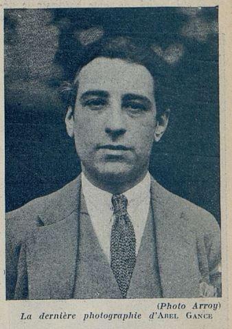 Cinémagazine du 14 septembre 1923