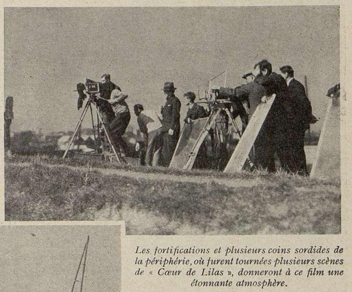 Cinémagazine de Février 1932