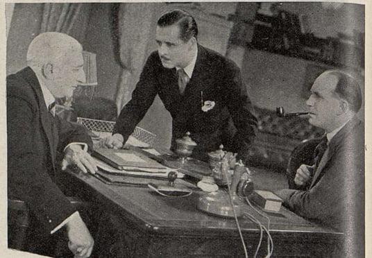 (Cinémagazine de Mars 1932)