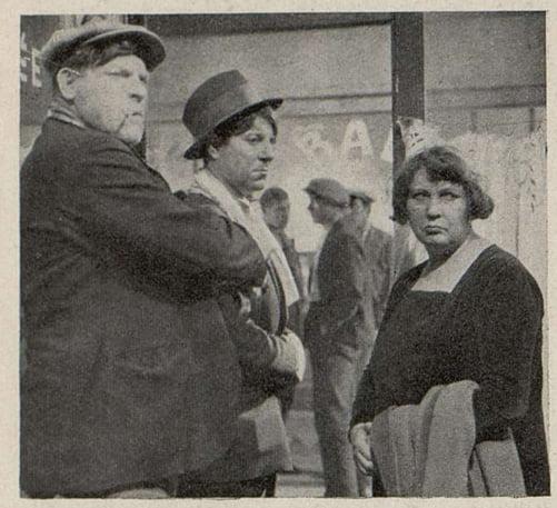 Cinémagazine de Mars 1932