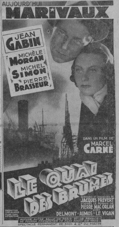 Paris-Soir du 18 mai 1938