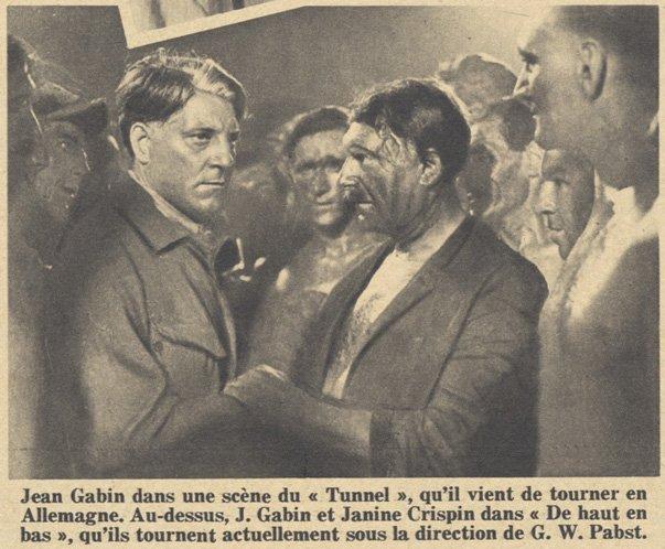 Pour Vous du 28 Septembre 1933
