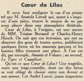 Pour Vous du 18 mars 1932