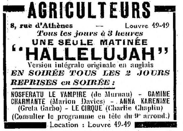 La Semaine à Paris du 20 février 1931