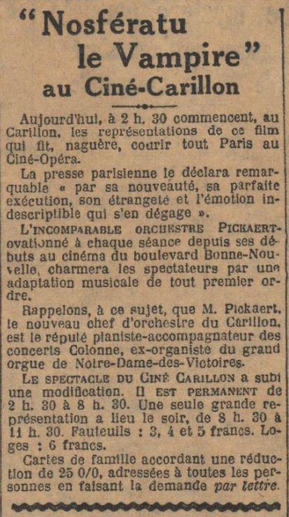 Le Journal du 05 juin 1925