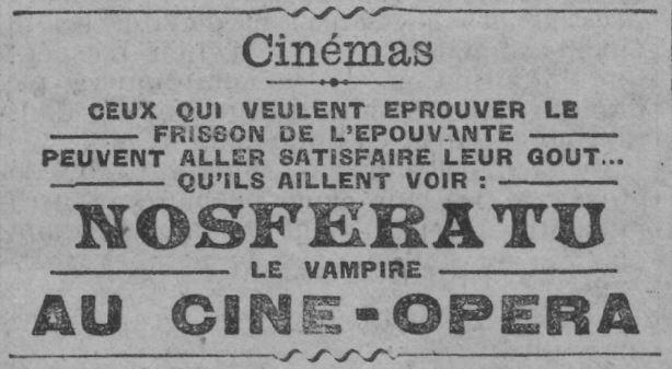 Le Journal du 15 novembre 1922
