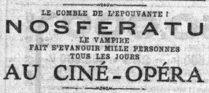 Le Petit Parisien du 06 novembre 1922