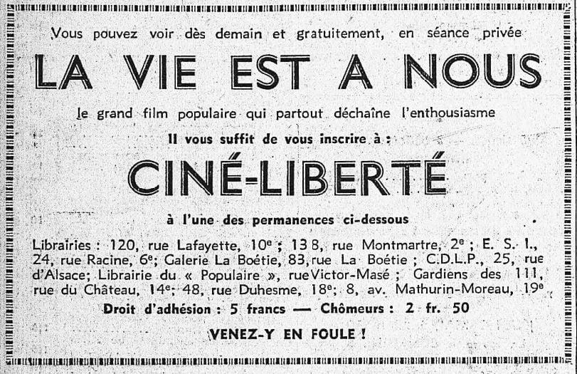 L'Humanité du 5 mai 1936