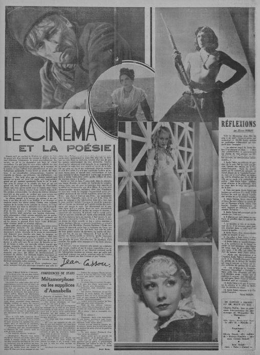 Paris-Soir du 17 février 1934