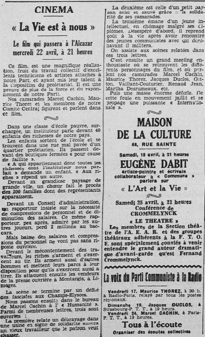 Rouge-Midi du 17 avril 1936