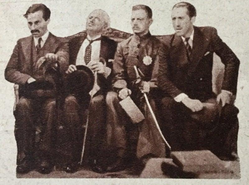 Cinémonde du 1 décembre 1932