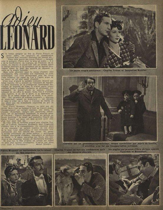 Ciné-Mondial du 10 Septembre 1943