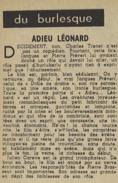 Ciné-Mondial du 17 Septembre 1943