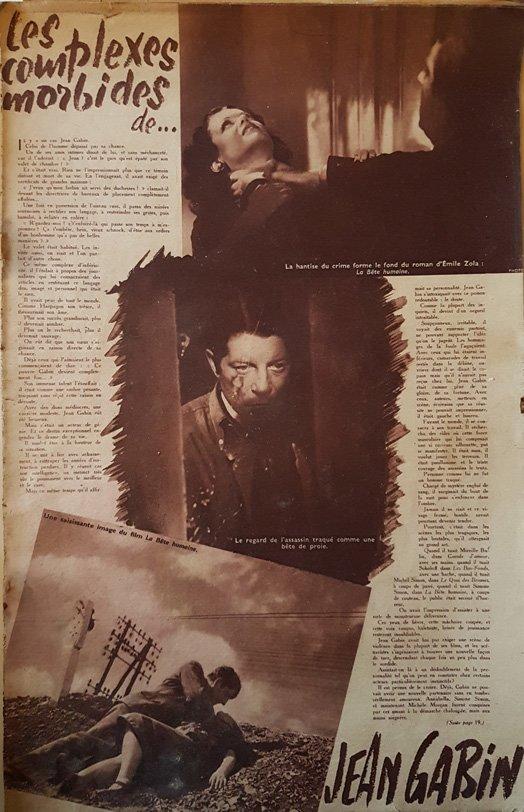paru dans Ciné-Mondial du 19 décembre 1941