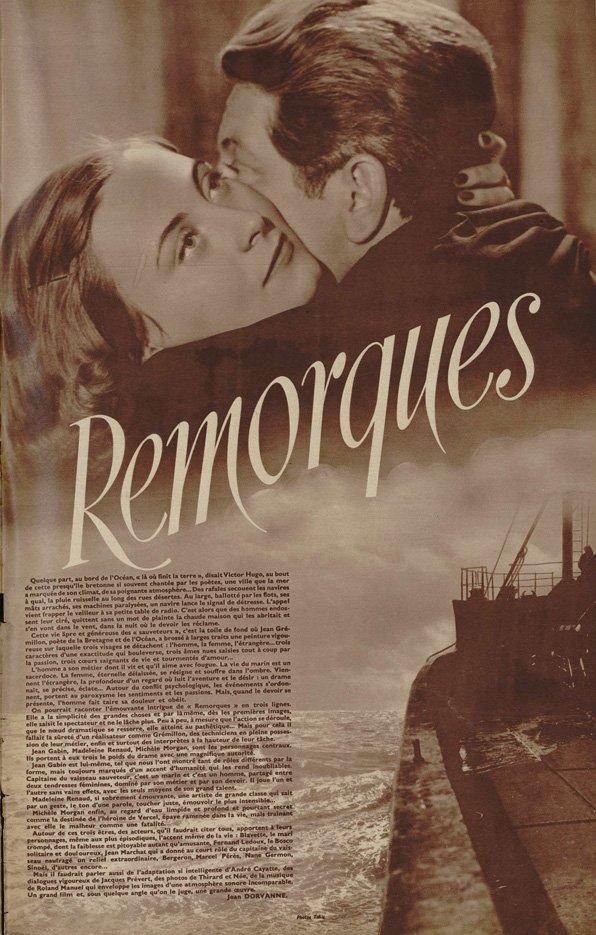 paru dans Ciné-Mondial du 26 décembre 1941