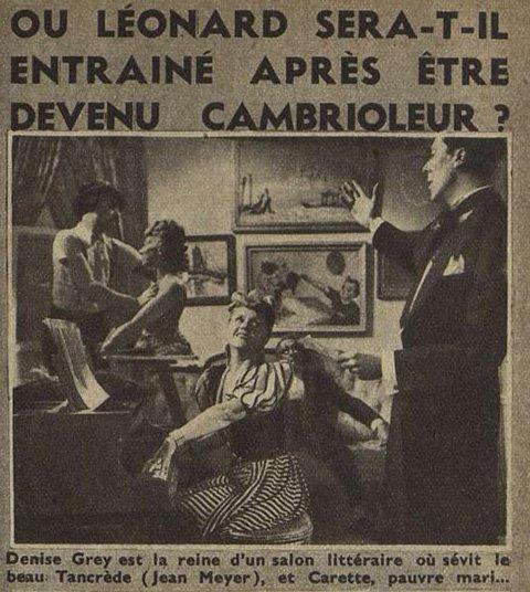 Ciné-Mondial du 27 Août 1943