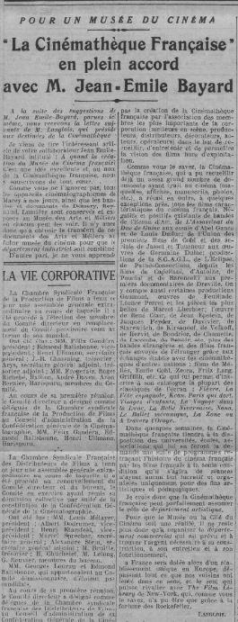 Comoedia du 01 octobre 1936