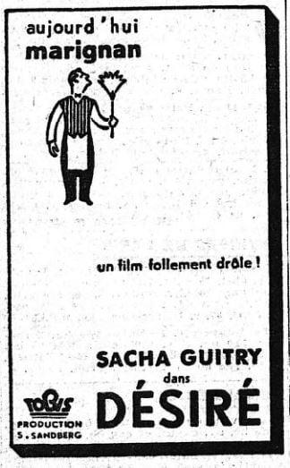 Le Figaro du 3 décembre 1937