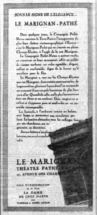 Le Petit Parisien du 29 mars 1933