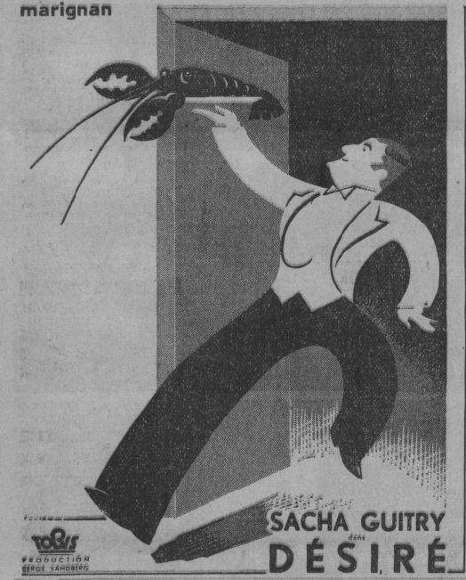 Paris-Soir du 5 décembre 1937