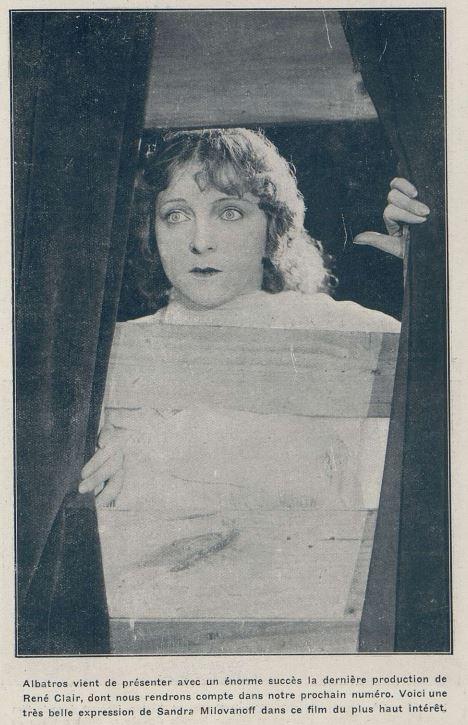 Cinémagazine du 24 décembre 1926