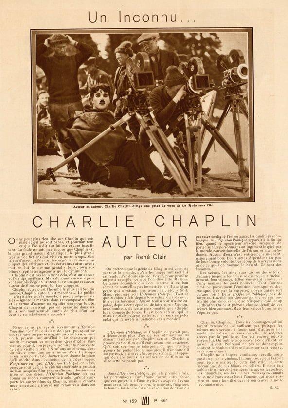 VU du 01 avril 1931