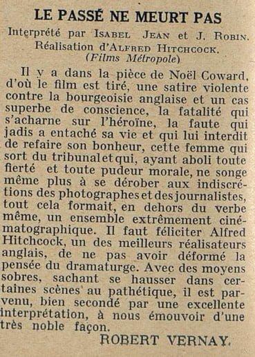 Cinémagazine du 7 Juin 1929