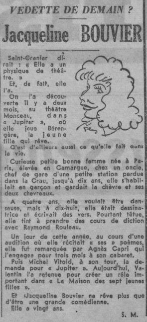 Paris-Soir du 5 décembre 1941