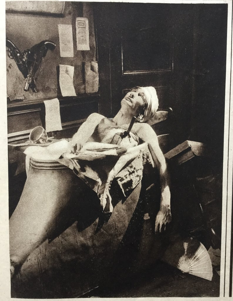 Cinémonde du 1 août 1929