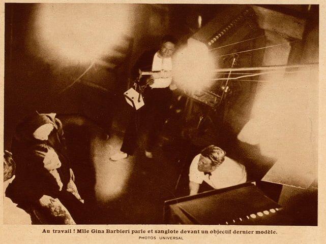 VU daté du 9 juillet 1930