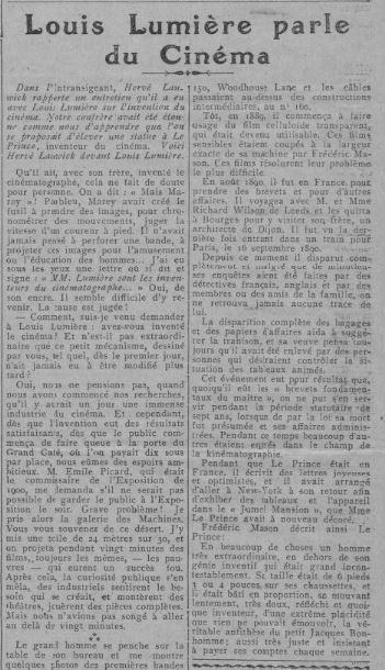 Comoedia du 30 décembre 1930