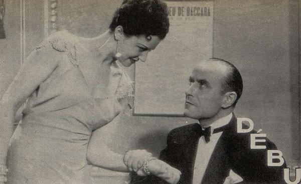 Cinémagazine du 11 octobre 1934