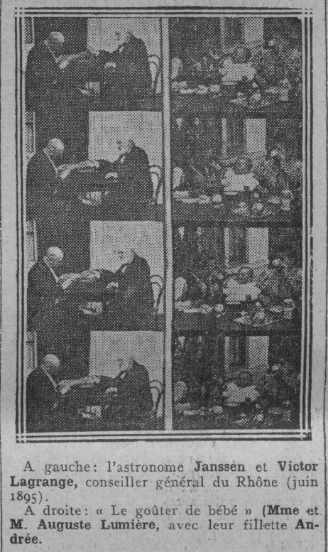 Comoedia du 11 Mars 1924